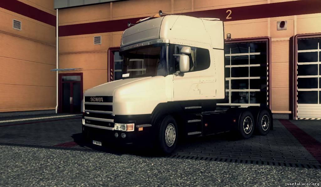 Грузовики Мод Scania T500 Mark 2 AB