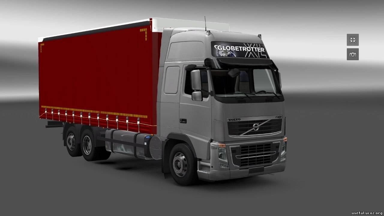 Грузовики Volvo Bort