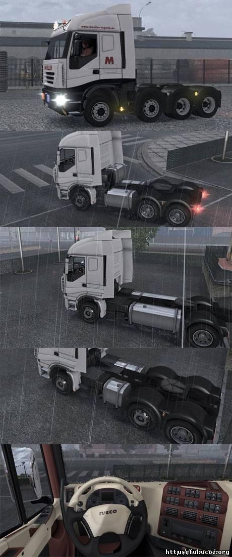 Грузовики Iveco Stralis Mod