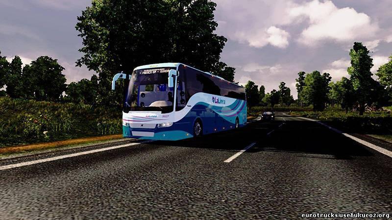 Другое Автобус VOLVO